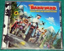 PETER GABRIEL, SAM ELLIOTT, ETAL., Nickelodeon Barnyard, SOUNDTRACK CD, NEW