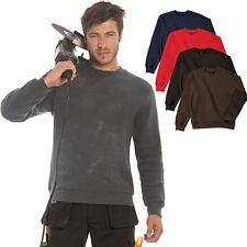 B&C Herren Sweatshirt Arbeitsbekleidung Pullover Pulli Berufsbekleidung S - 4XL