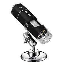 Svbony Sv606 Wireless Digital Microscope 50x 1000x Handheld Portable Mini Wifi