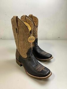 Men's NWT Corral Leather Western Boots Size 12D