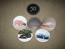 Italdesign-Giugiaro Alfa 159, Fiat Punto, Fiat Sedici, Ferrari Prospekt Brochure