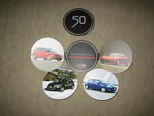 Italdesign-Giugiaro alfa 159, Fiat PUNTO, Fiat Sedici, ferrari folleto brochure