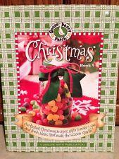 NEW Gooseberry Patch CHRISTMAS Idea Book - Book 9 - Leisure Arts Publication