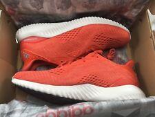 Adidas Men's Alphabounce Em M Blaze/Orange Running Shoes Size 12 - BRAND NEW