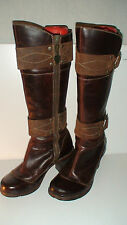 . WOMEN,S TIMBERLAND  BOOTS   IN GENTLY WORN CONDITION 7W 75354-4126