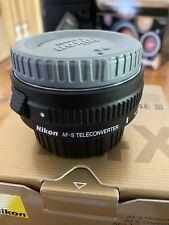 NEW!!! Nikon AF-S TC-14E III 1.4x Teleconverter in Box with manual & Receipt USA