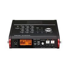 Tascam DR680MKII 8-Track 192kHz Digital Multitrack Portable Field Recorder