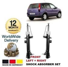 Per FORD FUSION 1.25 1.4 1.6 TDCI 2002 - & GT 2x Anteriore Sinistra & REAR SHOCK ABSORBER Set