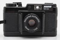 Revue 35CC Miniaturkamera Kamera Camera - 2.8 35mm 35 mm Optik