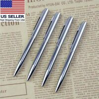 4/6/10 Mini-Pocket-size Ballpoint Pen Metal Ballpoint Rotating-Portable Oil Pen