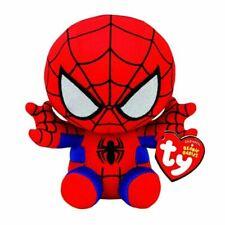 Ty Marvel Spiderman Beanie Babies  Kuscheltier Plüschtier 15 cm
