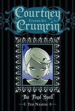 COURTNEY CRUMRIN SPECIAL EDITION VOL #6 THE FINAL SPELL HARDCOVER Oni Comics HC