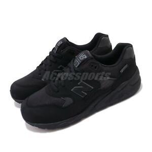 New Balance 580 NB Black Grey Gore-Tex Men Unisex Casual Shoes MTX580GA D