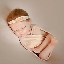 52cm Newborn Doll Silicone Vinyl Reborn Baby Doll Photography Props Infant Gifts