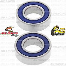 All Balls Front Wheel Bearings Bearing Kit For Suzuki RM 125 1992 92 Motocross