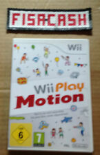 Wii Play Motion - Jeu WII - Sans Notice