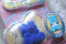Coccolotti Überraschung blau Bär: September Saphir! Ring für Sie! NEW Old Stock