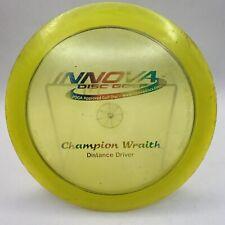 Innova Pfn Champion Wraith 174g Distance Driver Disc Golf