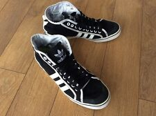 Adidas High Top Trainers size 9 .. Mens