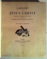 DENIS (M.). L'Imitation de Jésus-Christ - Bois dessinés par Maurice Denis - 1903