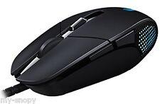 Logitech G302 Daedalus Prime MOBA Gaming Maus schwarz