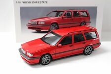1:18 AUTOart Volvo 850R Estate red NEW bei PREMIUM-MODELCARS