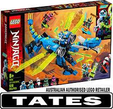 LEGO 71711 Jay's Cyber Dragon NINJAGO from Tates Toyworld