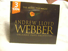 Andrew Lloyd Webber: Love Songs by Royal Philharmonic Pops Orchestra/Paul...