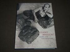 1994 ISAMU NOGUCHI ESSAYS AND CONVERSATIONS BOOK - NICE PHOTOS - I 1693