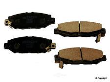 Disc Brake Pad Set-Hitachi Rear WD Express 520 05720 047