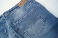 ESPRIT Damen stretch Jeans Hose stonewashed blau Gr.38 L30 TOP °