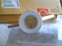 DISANO FOSNOVA 1625 BOX2 INCASSO IN ACCIAIO INOX ZONE MARINE DOPPIO ISOLAMENTO