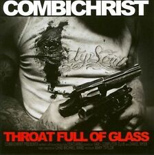 Combichrist-Throat Full Of Glass CD NEW