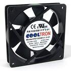 110V / 115V / 120 V AC Axial Cooling Fan. 120mm x 25mm High Airflow (HS1225A)