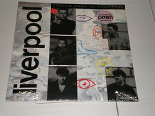 Frankie Goes To Hollywood LP Liverpool SEALED DDM