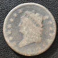 1810 Large Cent Classic Head One Cent 1c #6957