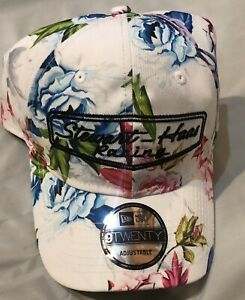 Stewart - Haas Racing 9Twenty Hat Hawaiian Print New