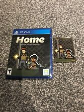 Home A Unique Horror Adventure - Limited Run Playstation 4 Brand New & Sealed