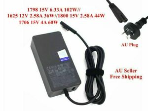 Genuine Microsoft Surface Pro 3 4 5 6 7 X Go Book 2 Laptop Charger Power Supply