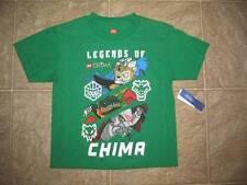 NWT Boys LEGO CHIMA T-shirt Size Medium M 8 Green