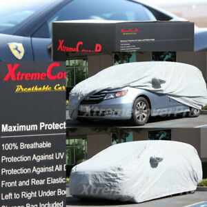 2005 2006 2007 Honda Odyssey Breathable Car Cover w/MirrorPocket