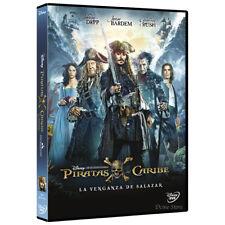 PIRATAS DEL CARIBE LA VENGANZA DE SALAZAR DVD NUEVO ( SIN ABRIR ) JACK SPARROW