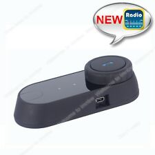 1000M Moto Intercomunicador Interphone Casco Bluetooth Auriculares Interfono FM