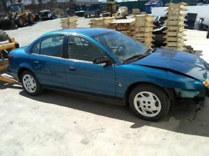(NO SHIPPING) Trunk/Hatch/Tailgate 4 Door SL1 Fits 01-02 SATURN S SERIES 711491