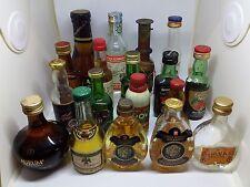 65331 Mignon Liquore - Lotto 18 bottigliette - Vecchia Romagna + Vari