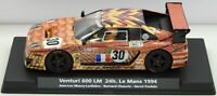 A15 FLY Car Model Venturi 600 LM 24 hr Le Mans 1994 MIB 1/32 slot car 88128