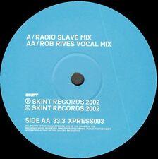 X-PRESS 2 - Call That Love (Radio Slave, Rob Rives Rmxs) - Skint