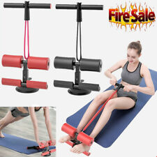 Sit Up Bar Assistant Gym Exercise Workout Equipment Fitness Home Abdominal BL US
