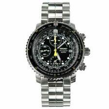 Seiko Flight Master SNA411P1 Wrist Watch for Men