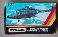 WESTLAND AEROSPATIALE  LINX  1/72  MATCHBOX